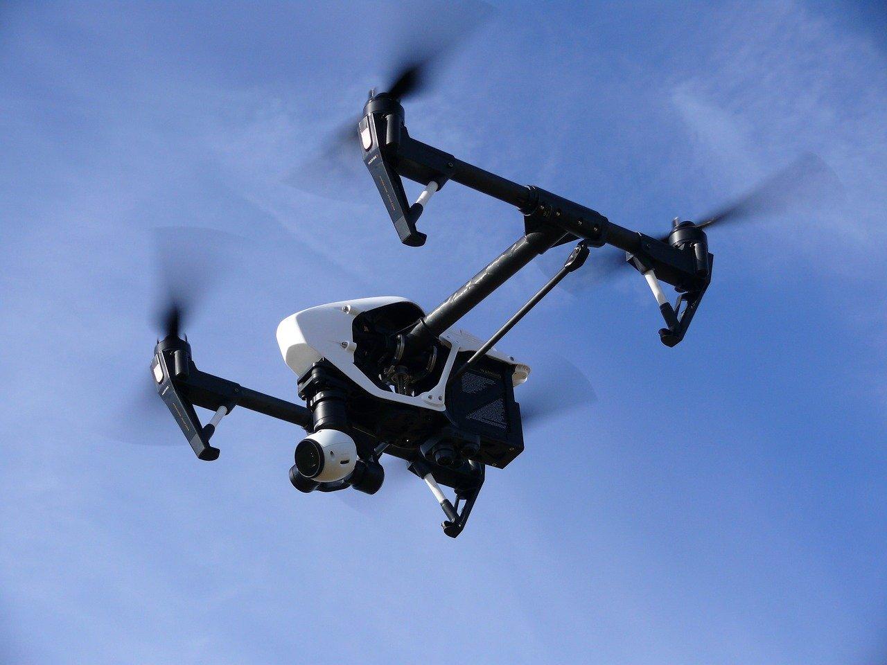 Il drone del futuro