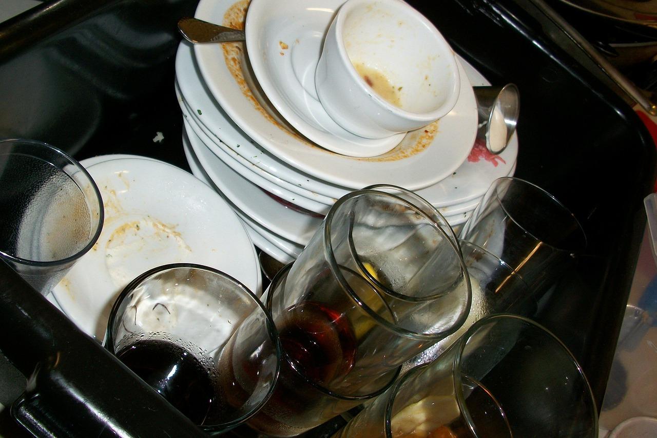 Lavare i piatti: problema risolto!